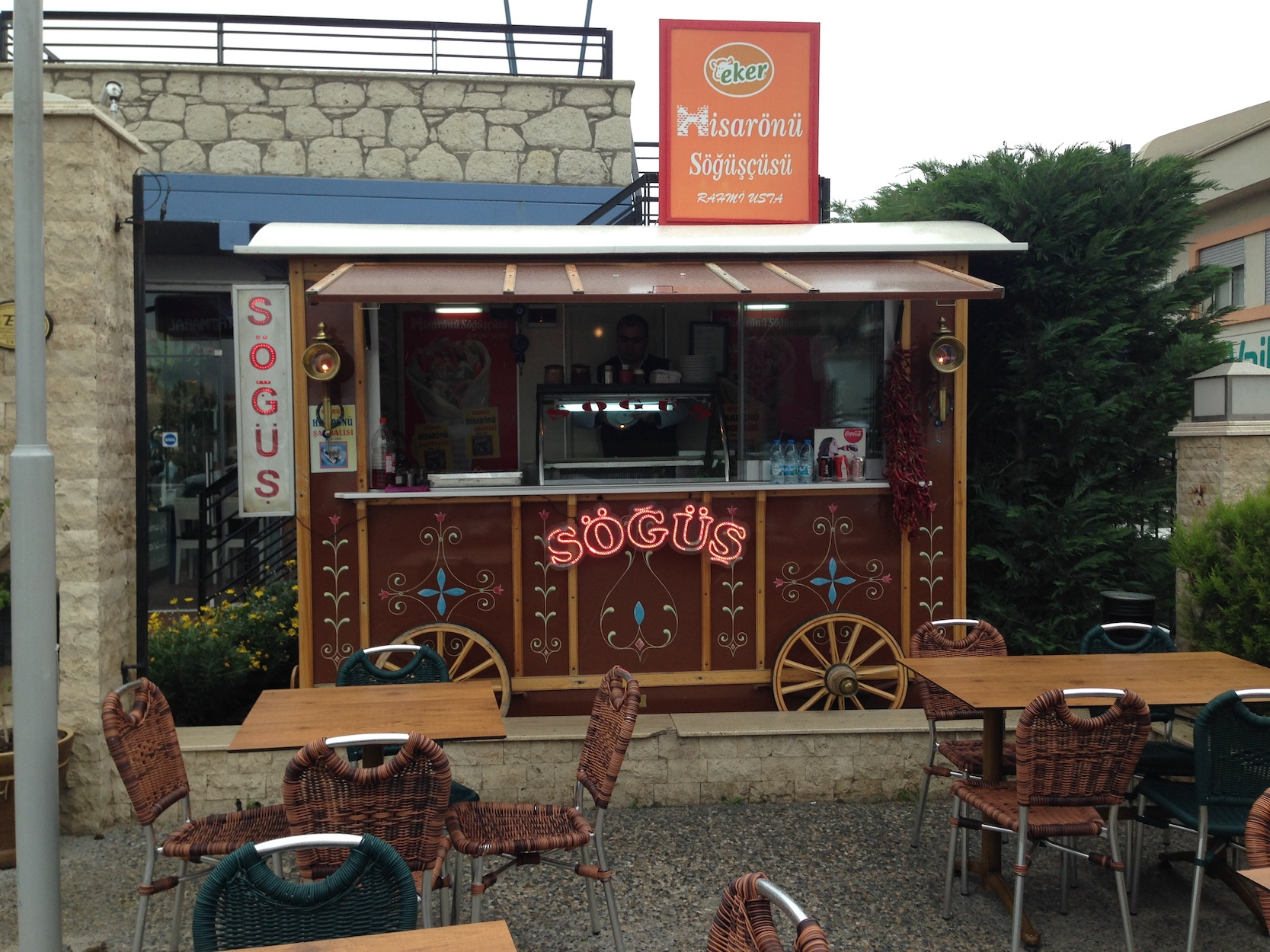 İzmir'de Söğüş Nerede Yenir?